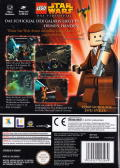 LEGO Star Wars: The Video Game GameCube Back Cover