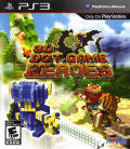 3D Dot Game Heroes PlayStation 3 Front Cover