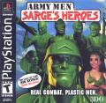 Army Men: Sarge's Heroes PlayStation Front Cover