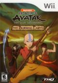 Avatar: The Last Airbender - The Burning Earth Wii Front Cover