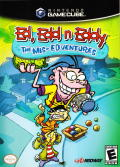 Ed, Edd n Eddy: The Mis-Edventures GameCube Front Cover
