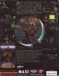 An Elder Scrolls Legend: Battlespire DOS Back Cover