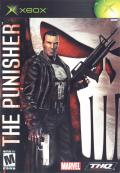 The Punisher Xbox Front Cover