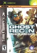 Tom Clancy's Ghost Recon: Advanced Warfighter Xbox Front Cover
