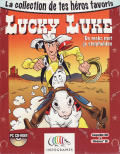 Lucky Luke DOS Front Cover