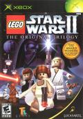 LEGO Star Wars II: The Original Trilogy Xbox Front Cover