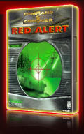 Command & Conquer: Red Alert Windows Front Cover