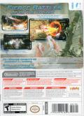 Sin & Punishment: Star Successor Wii Back Cover