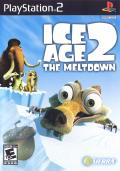 Ice Age 2: The Meltdown PlayStation 2 Front Cover