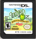 The Wizard of Oz: Beyond the Yellow Brick Road Nintendo DS Media