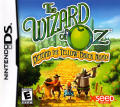 The Wizard of Oz: Beyond the Yellow Brick Road Nintendo DS Front Cover
