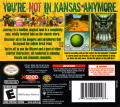 The Wizard of Oz: Beyond the Yellow Brick Road Nintendo DS Back Cover