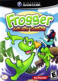 Frogger: Ancient Shadow GameCube Front Cover