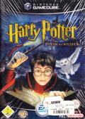 Harry Potter and the Sorcerer's Stone GameCube Front Cover
