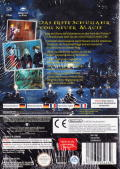 Harry Potter and the Sorcerer's Stone GameCube Back Cover