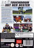 Madden NFL 2003 GameCube Back Cover