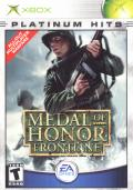 Medal of Honor: Frontline Xbox Front Cover