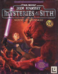 Star Wars: Jedi Knight - Mysteries of the Sith Windows Front Cover