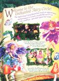 Enchanted Fairy Friends: Secret of the Fairy Queen Windows Inside Cover Left
