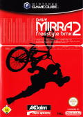 Dave Mirra Freestyle BMX 2 GameCube Front Cover