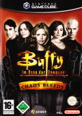 Buffy the Vampire Slayer: Chaos Bleeds GameCube Front Cover