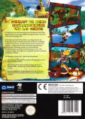 Kao the Kangaroo Round 2 GameCube Back Cover