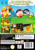 Disney's Winnie the Pooh's Rumbly Tumbly Adventure GameCube Back Cover