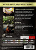 Medal of Honor: 10th Anniversary Windows Back Cover