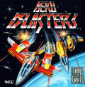 Air Buster TurboGrafx-16 Front Cover