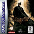 Batman Begins Game Boy Advance Front Cover