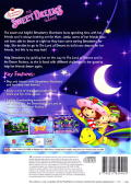 Strawberry Shortcake: The Sweet Dreams Game PlayStation 2 Back Cover