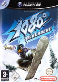 1080° Avalanche GameCube Front Cover