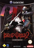 The Legacy of Kain Series: Blood Omen 2 GameCube Front Cover