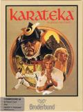 Karateka Commodore 64 Front Cover