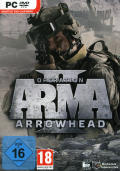 ArmA II: Operation Arrowhead Windows Front Cover