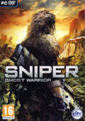 Sniper: Ghost Warrior Windows Other Keep Case - Front