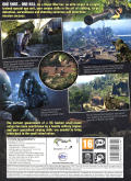 Sniper: Ghost Warrior Windows Back Cover