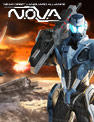 N.O.V.A. Android Front Cover