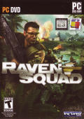 Raven Squad Windows Front Cover