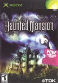 Disney's The Haunted Mansion Xbox Front Cover