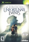 Lemony Snicket's A Series of Unfortunate Events Xbox Front Cover