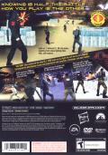 G.I. Joe: The Rise of Cobra PlayStation 2 Back Cover