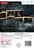 Silent Hill: Shattered Memories Wii Back Cover