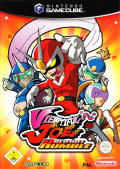 Viewtiful Joe: Red Hot Rumble GameCube Front Cover