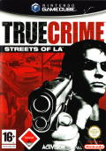 True Crime: Streets of LA GameCube Front Cover