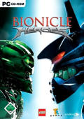Bionicle Heroes Windows Front Cover