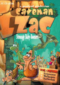 Caveman Zac Windows Front Cover