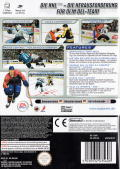 NHL 2004 GameCube Back Cover