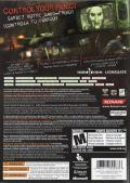 Saw Xbox 360 Back Cover