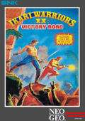 Ikari Warriors II: Victory Road Windows Front Cover